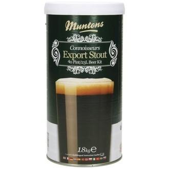 Bierset Muntons Export Stout (1,8kg)