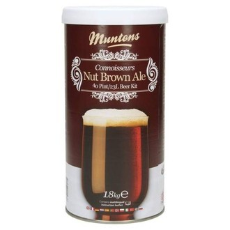 Beer Kit Muntons Nut Brown Ale (1.8kg)