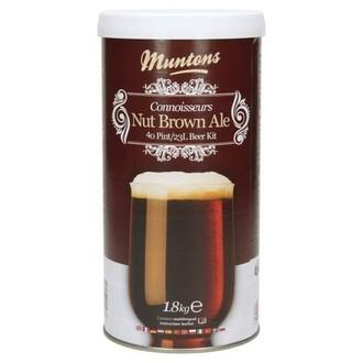 Kit Birra Muntons Nut Brown Ale (1,8kg)