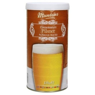 Bierset Muntons Pilsner (1,8kg)