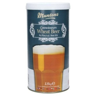 Kit Birra Muntons Wheat (1,8kg)