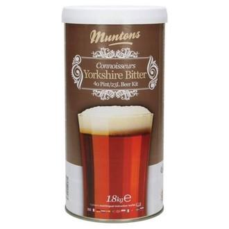 Kit Birra Muntons Yorkshire Bitter (1,8kg)