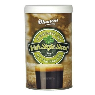 Bierset Muntons Irish Stout (1,5kg)