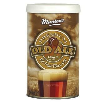Kit Birra Muntons Old Ale (1,5kg)