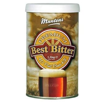 Bierset Muntons Premium Bitter (1,5kg)