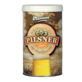 Beer Kit Muntons Premium Pils (1.5kg)