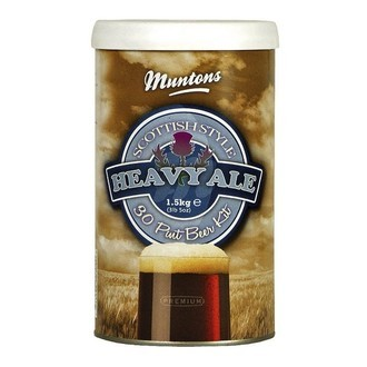 Beer Kit Muntons Scottish Heavy Ale (1.5kg)