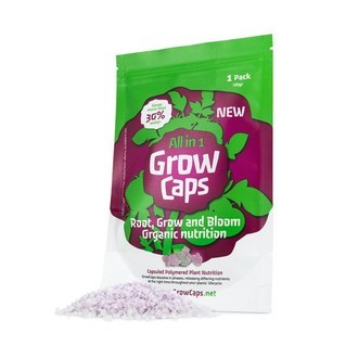 GrowCaps (All-In-One Nutrition)