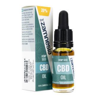 CBD-Hanfsamenöl (Zamnesia) 20%