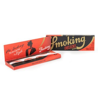 Smoking Deluxe Medium Size Rolling Papers