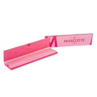 Mascotte Slim Size Pink Rolling Papers