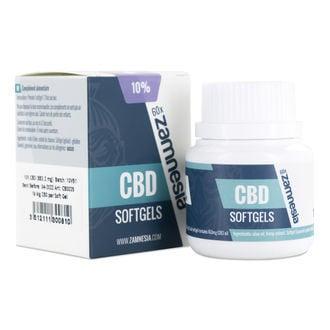 Cbd softgel capsules 10 zamnesia