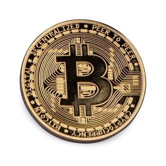 Bitcoin Sammlermünze