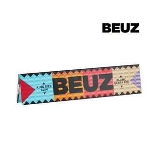 BEUZ King Size Slim Rolling Papers