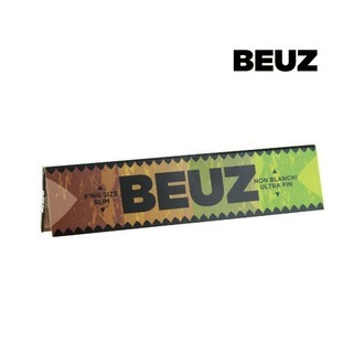 BEUZ Unbleached Rolling Papers King Size