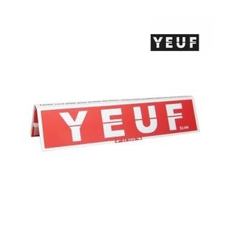 YEUF King Size Slim Drehblättchen + Filtertips