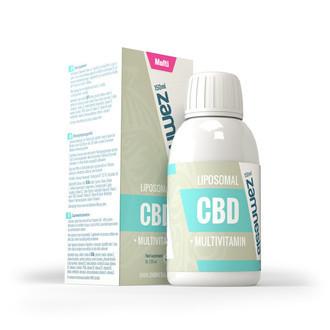 Liposomal Multivitamin + CBD (Zamnesia)
