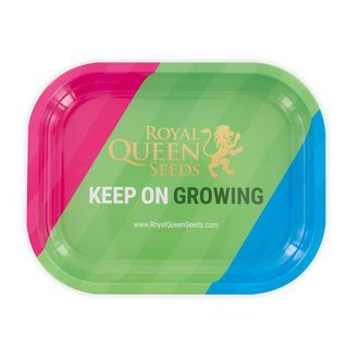 Royal Queen Seeds Rolling Tray