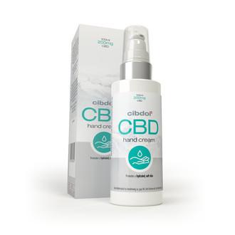 CBD Hand Cream (Cibdol)