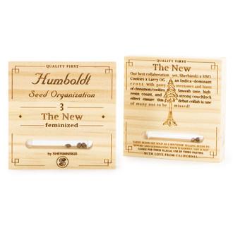 The New (Humboldt Seeds) feminisiert