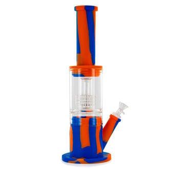 Silicone Bong Glass Hybrid