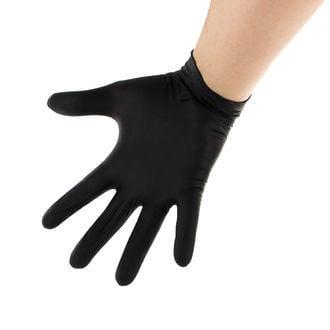 Puderfreie Nitril-Handschuhe