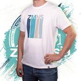 Zamnesia Retro T-Shirt | Herren