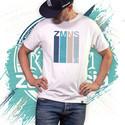 Zamnesia Retro T-Shirt   Men