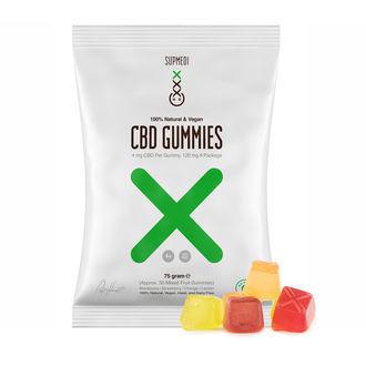 Cbd gummies supmedi
