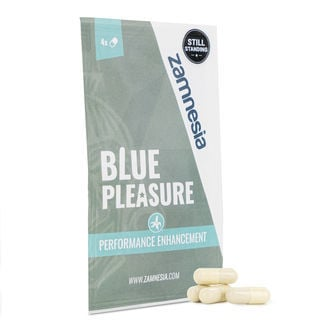 Blue Pleasure