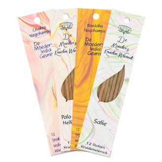 Small Herbal Incense Sticks