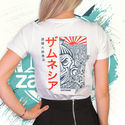 Japanese Sun T-Shirt | Damen