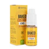 Baked Custard CBD Liquid (Harmony) 10ml