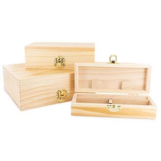 Drehkästchen, Holz