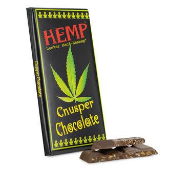Hemp Crunch Chocolate