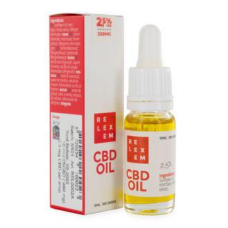 CBD-Öl (Relexem) 2.5%