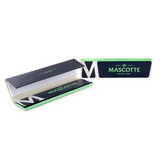 Mascotte Extra Thin Combi Slim Size Rolling Papers + Tips