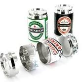 Grinder Beer Can (4 parts)
