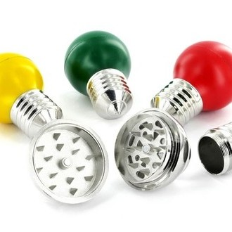 Grinder Lightbulb  (3 parts)