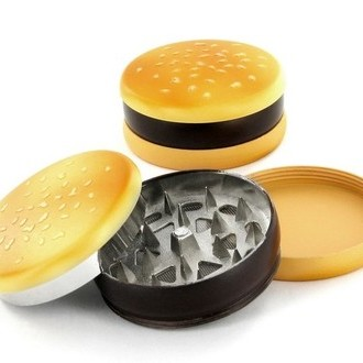 Grinder Hamburger (3 Stück)