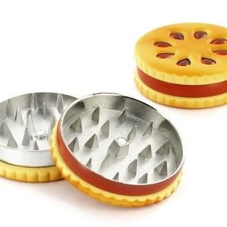 Grinder Cookie (2 parts)