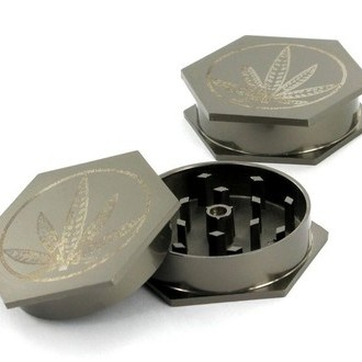 Metal Grinder Hexagon