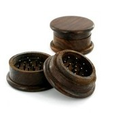 Wooden Grinder Medium (2 Parts)