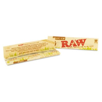 RAW Organic Hemp Blättchen King Size Slim