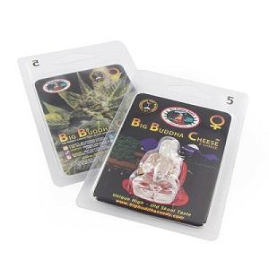 Verpackung vonBig Buddha Seeds