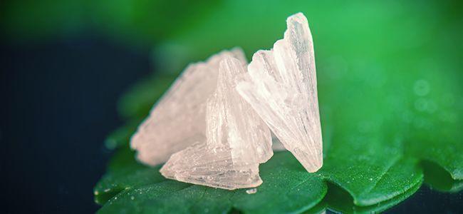 Dabbing Crystalline Und THC-kristalle
