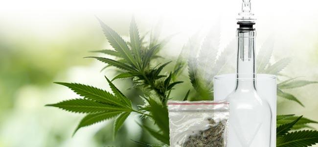 Cannabis Rauchen Eimer