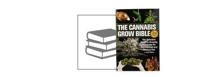 The Cannabis Grow Bible (Anglais - 3rd Edition)