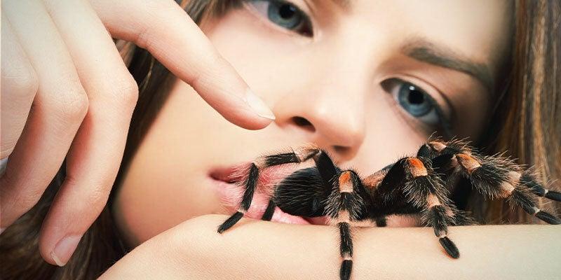Verschiedene Arten von Halluzinationen: Taktile Halluzinationen