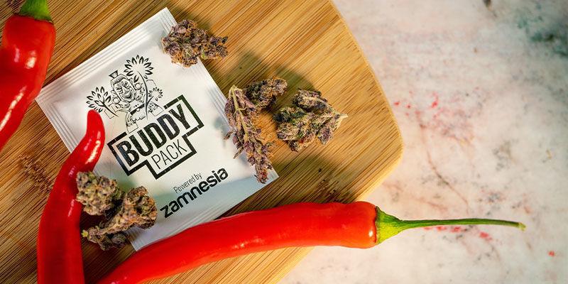 Wie sich Chilis als Begleitpflanzen nutzen lassen